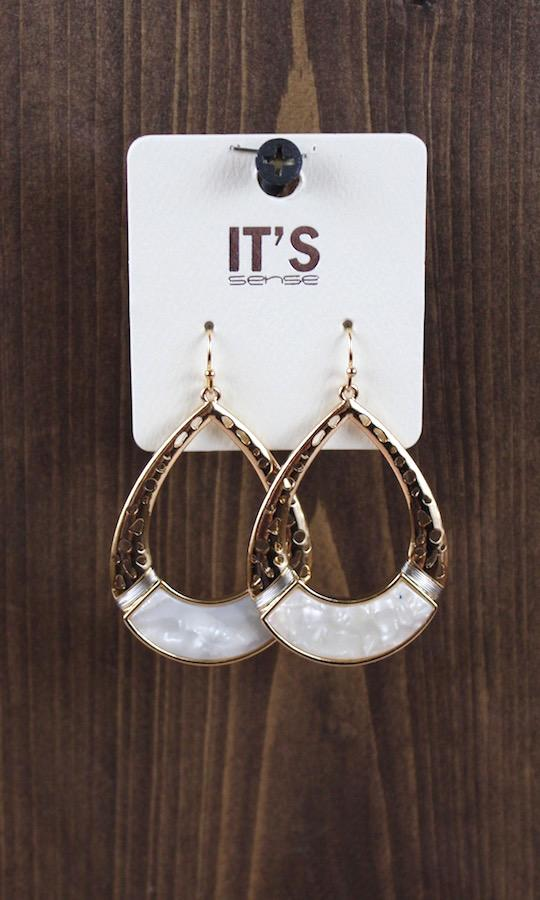 I'm With You Earrings
