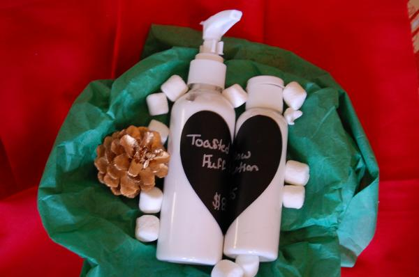 Toasted Marshmallow Fluff Lotion