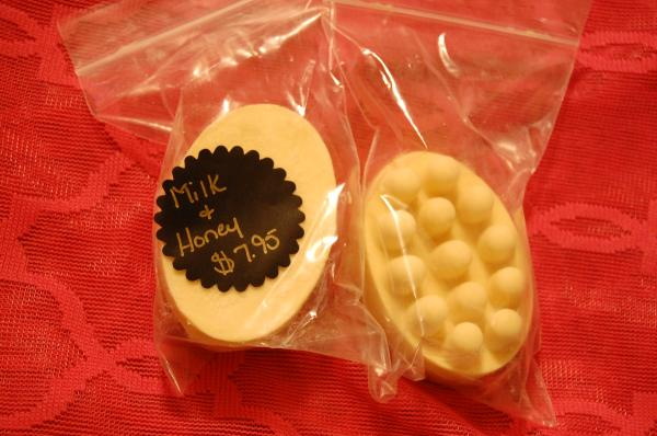 Goat Milk & Honey Massage Bars