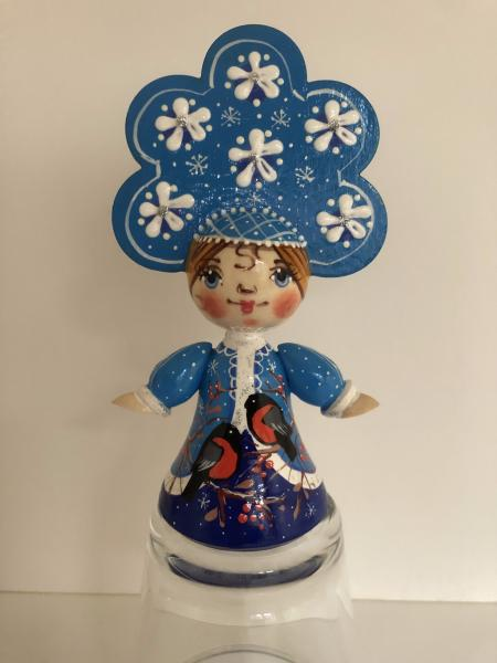 Snow Girl Christmas Tree Ornament picture
