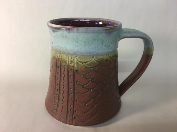 Porcelain Sunset mug #15