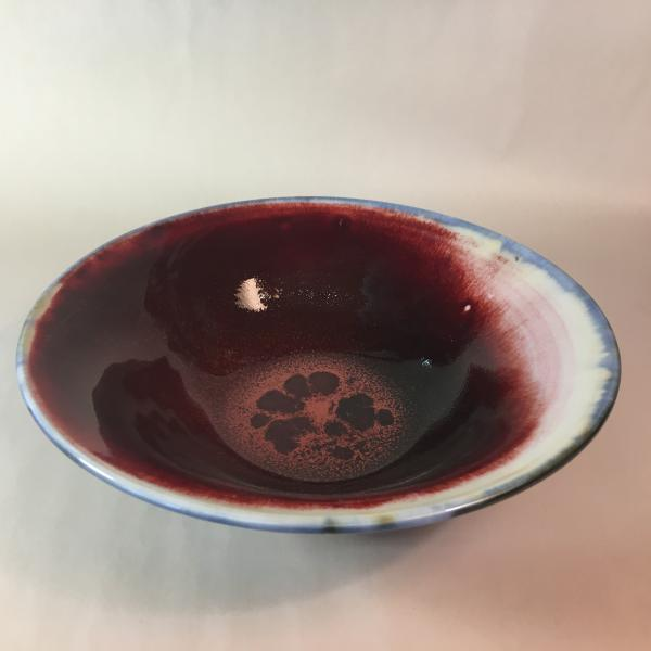 Porcelain serving bowl #4