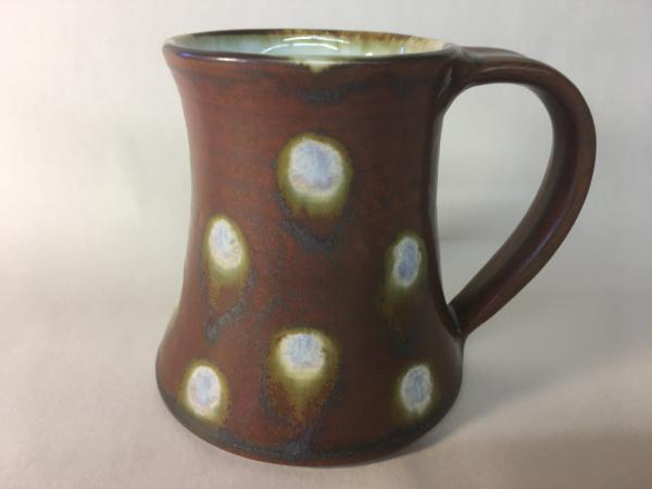 Porcelain Happy Dot mug #2