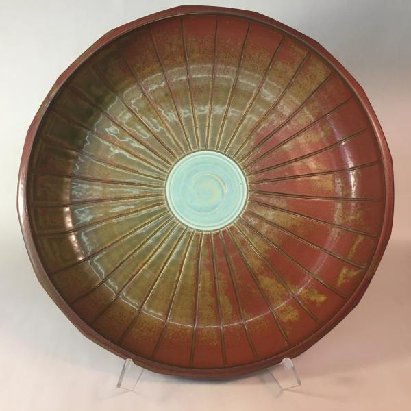 Porcelain serving platter/dish