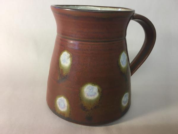 Porcelain Happy Dot mug #3