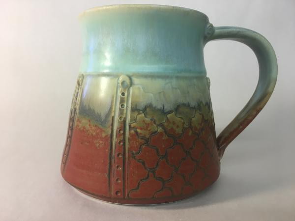 Porcelain Sunset mug #8