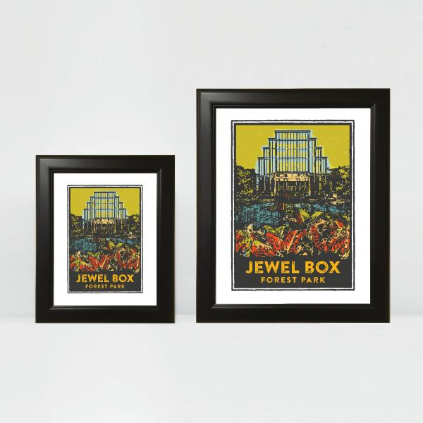 The Jewel Box in Forest Park picture