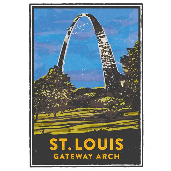 The Gateway Arch picture