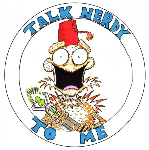 Talk Nerdy to Me Bags and Accessories