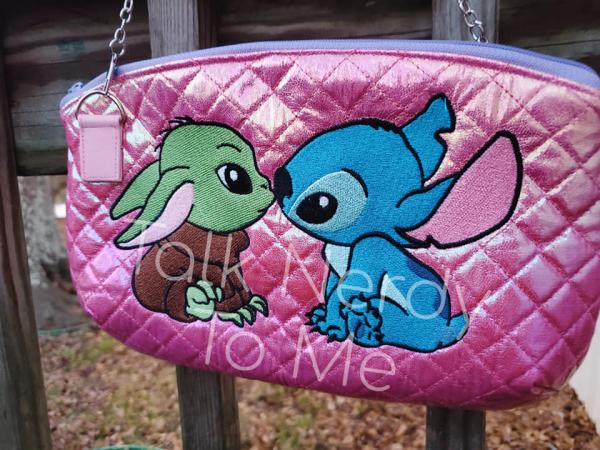 Ohana babies shoulder bag