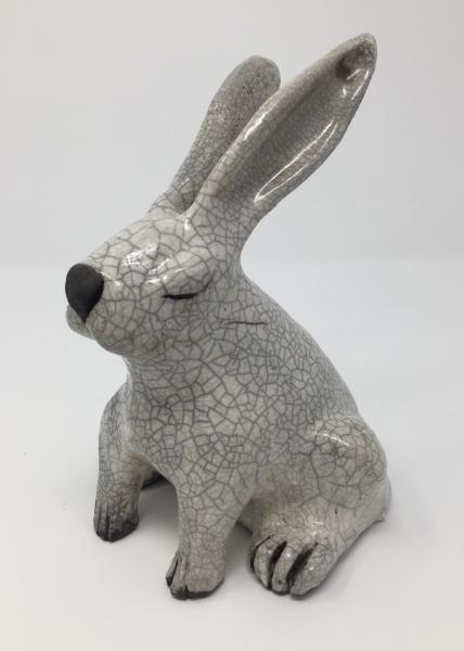 Crackle Upright Rabbit