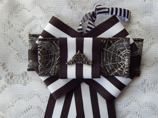 Black Stripe Ribbon picture