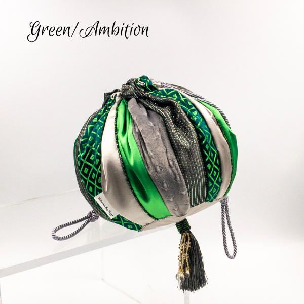 Slytherin-inspired Hermione Bag