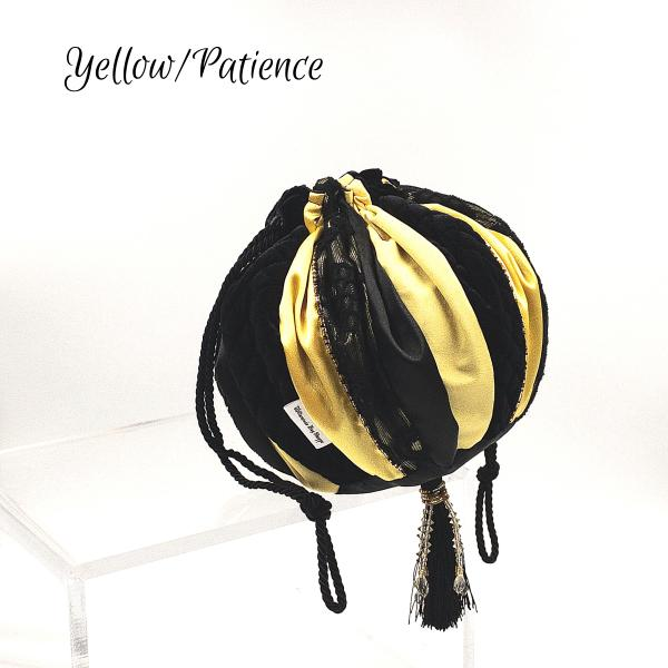 Hufflepuff-inspired Hermione Bag