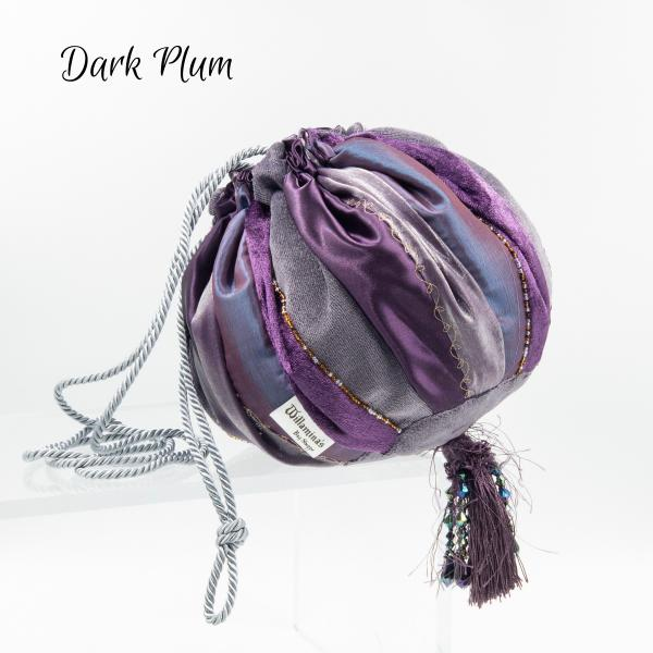 Hermione Bag in Plum