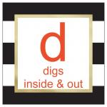 digs inside and out