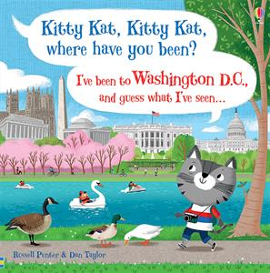 Kitty Kat, Kitty Kat, Where Have You Been? - Washington D.C. picture