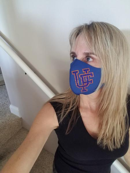 College Mask UF