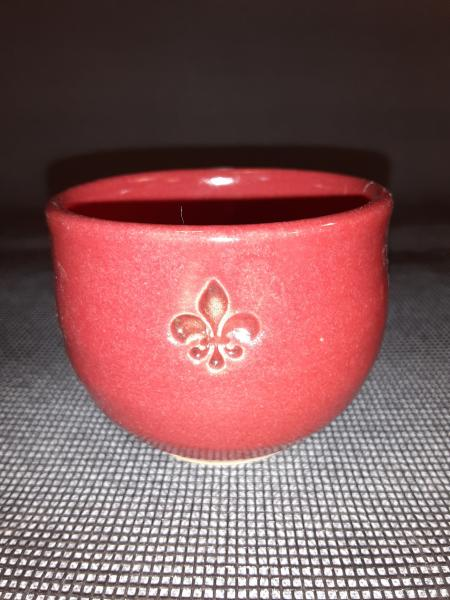 Tea Cup in Red (FDL)