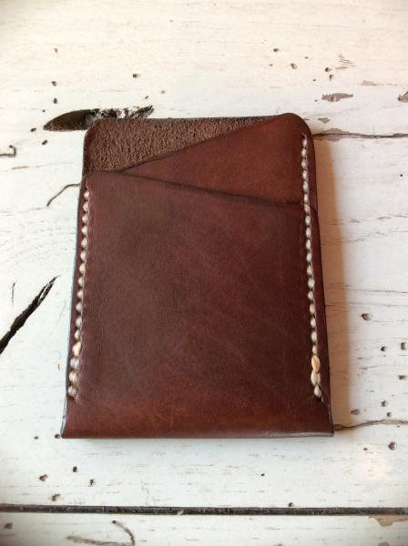 Handcrafted Leather Minimalist Wallet