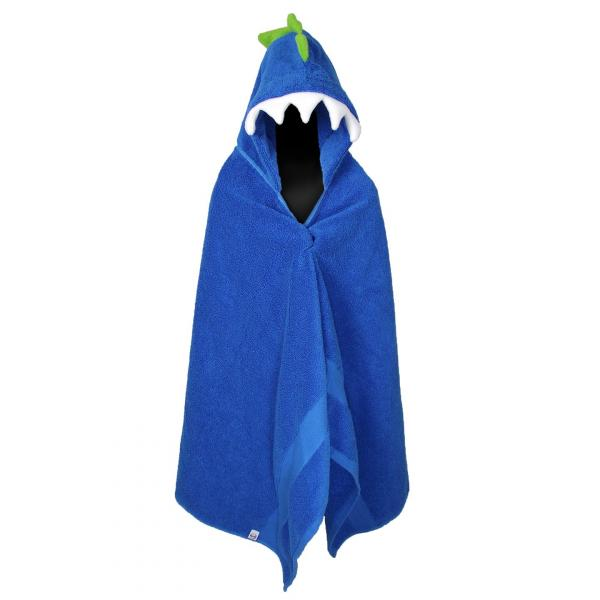 Hooded Dinosaur Towel Kids Monster Bath Towels for Children and Adults