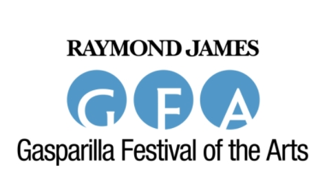 Gasparilla Festival of the Arts Merchandise logo