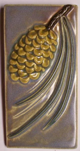 3x6 Pine Cone Tile
