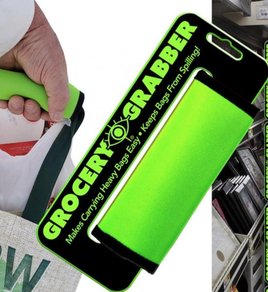 4-PK Neoprene Cushioned Handle Wraps - Wraps Around Just About Anything!