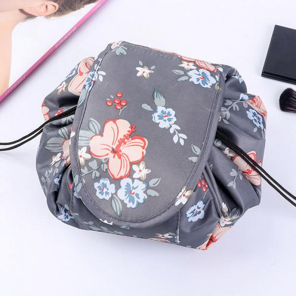 MOST POPULAR Drawstring Makeup Cosmetic Bags - 20 Color Choices