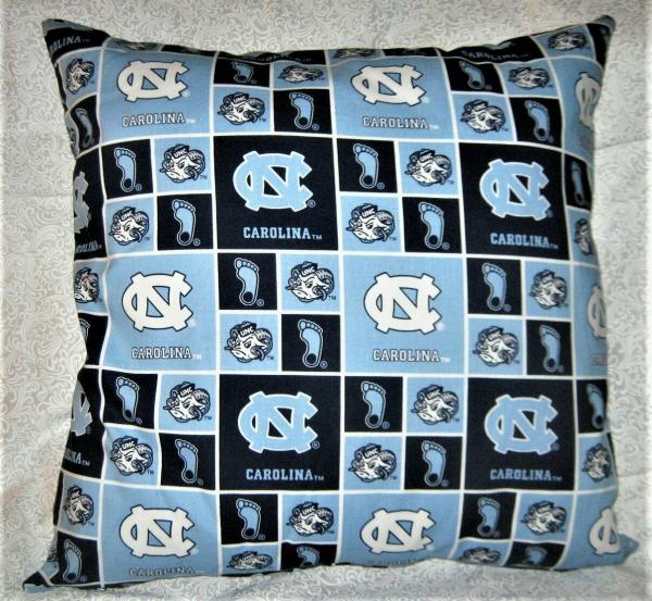 "Collegiate Decorative Throw Pillow - 18"" x 18"" Pillow Insert Included"