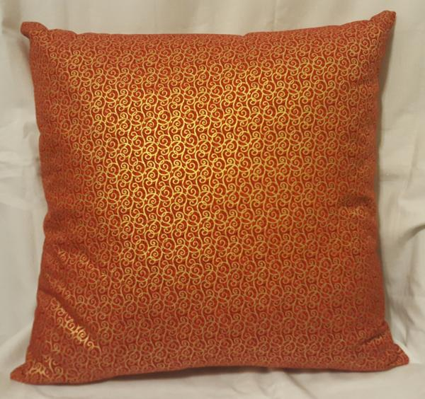 "Decorative Christmas Pillow - 18"" x 18"" Pillow Insert Included"