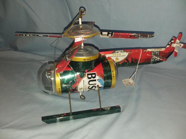 Busch Helicopter (Pictured) (many varieties available)
