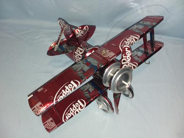 Dr. Pepper Spiderman Bi-Plane (Pictured) many varieties available picture