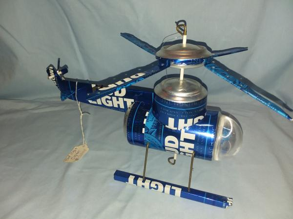 Bud Light Helicopter (Pictured) (many varieties available) picture