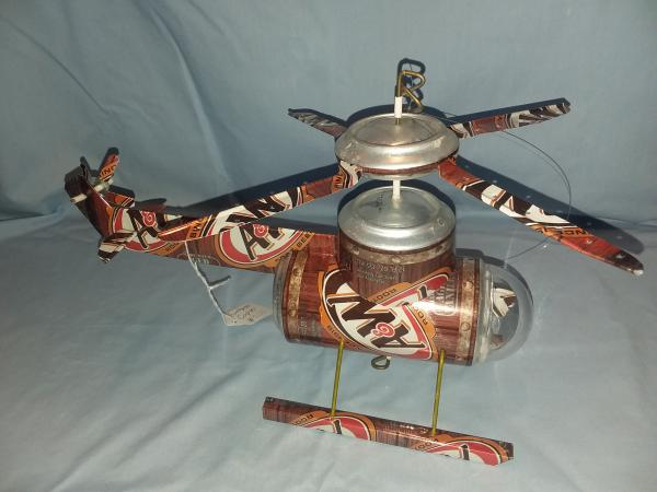 A&W Rootbeer Helicopter (Pictured) (many varieties available)
