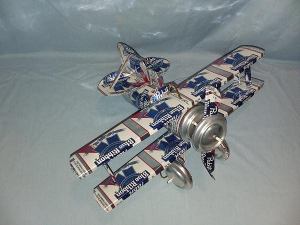 Pabst Blue Ribbon Bi-Plane (Pictured) many varieties picture