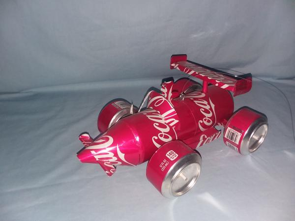 Coke Indy Car (Pictured) many varieties available