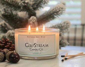 Fraser Fir / 3 wick picture