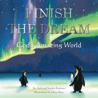 Finish the Dream:  God's Amazing World
