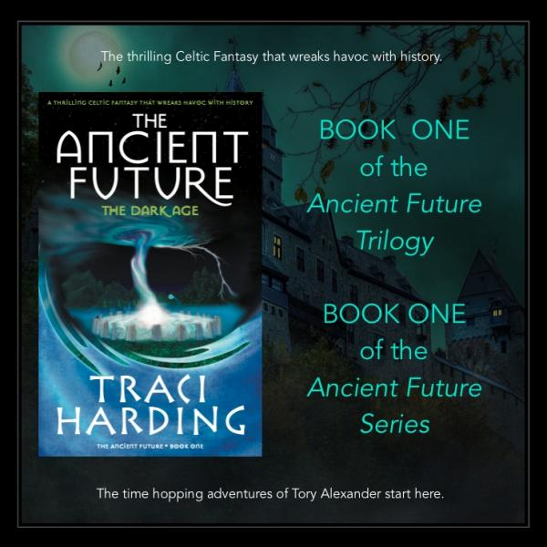 The Ancient Future - the Dark Age : Book 1 of The Ancient Future Trilogy