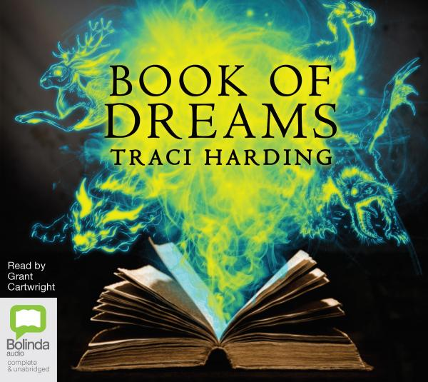 Book Of Dreams (Stand Alone Novel) MP3CD