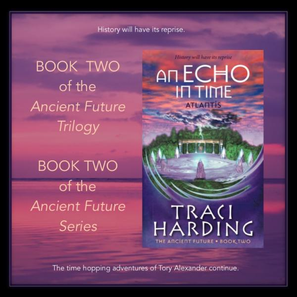 An Echo in Time - Atlantis : Book 2 of The Ancient Future Trilogy