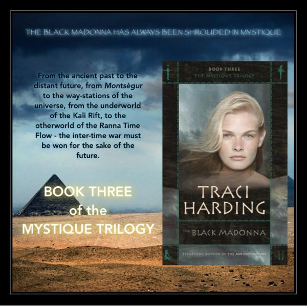 The Black Madonna : Book 3 of 'The Mystique Trilogy'