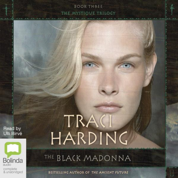 The Black Madonna : Book 3 of 'The Mystique Trilogy' MP3CD