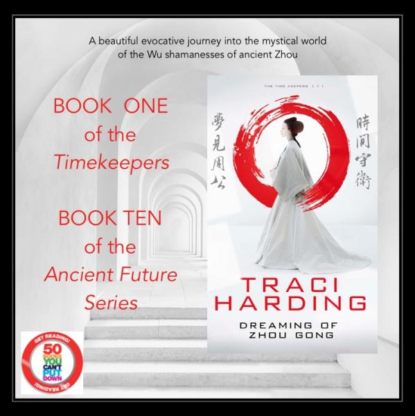 Dreaming of Zhou Gong : Book 1 of 'the Timekeepers'