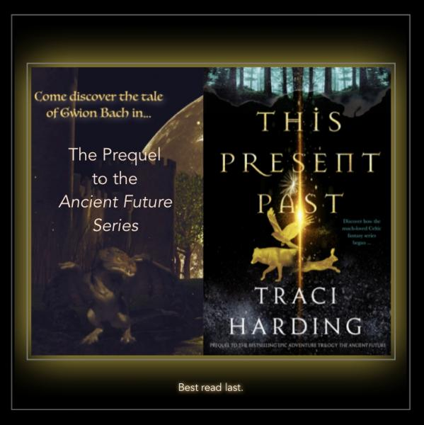 This Present Past - Prequel to 'the Ancient Future Series' Trade Paperback
