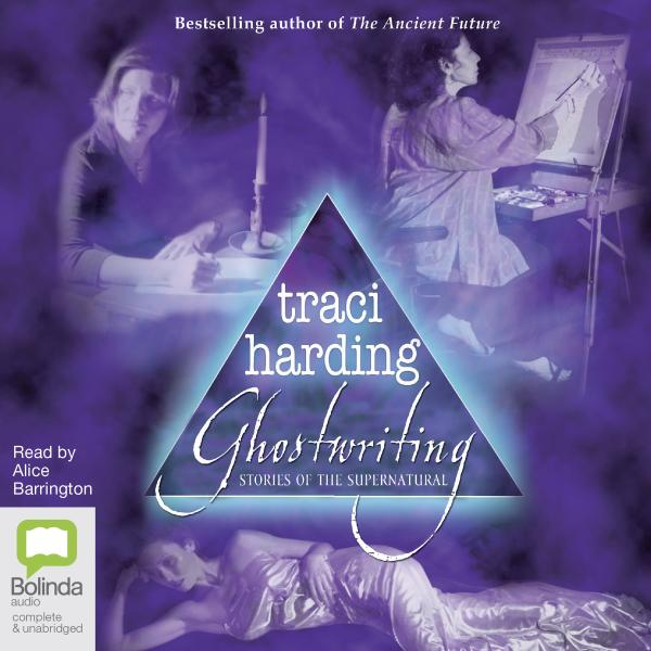 Ghostwriting (Short Stories - Stand Alone Novel) MP3CD