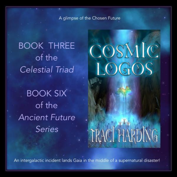 The Cosmic Logos : Book 3 of The Clestial Triad
