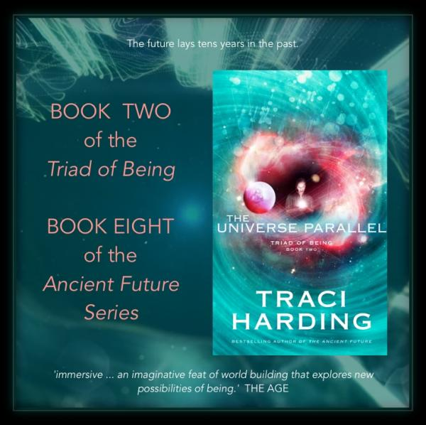 The Universe Parallel : Book 2 of the 'Triad of Being'