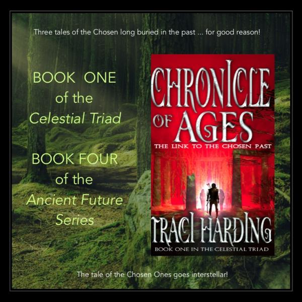 Chronicle of Ages : Book 1 of The Celestial Triad